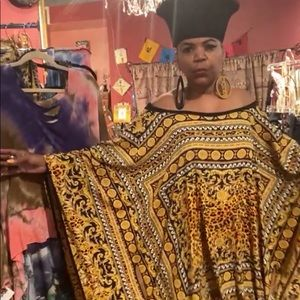 Afghan Long Dress